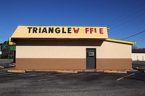 northcarolina dunn dunnnorthcarolina trianglewaffle sign blockletters