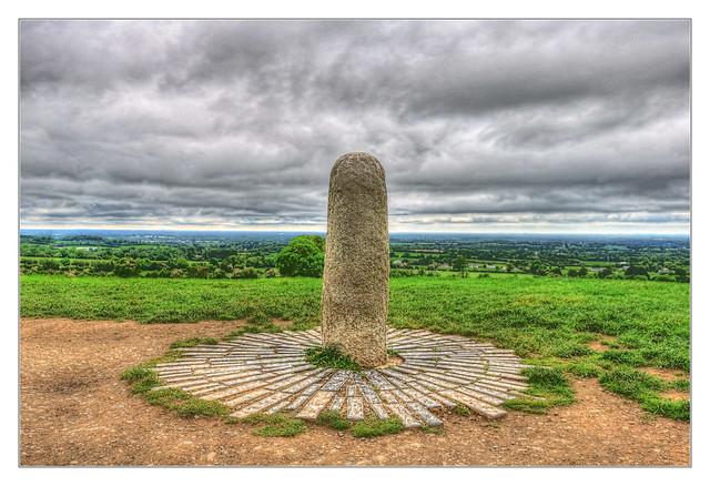 Hill of Tara IR - Stone of Tara