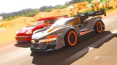 Lego Speed Champions Senna & F40
