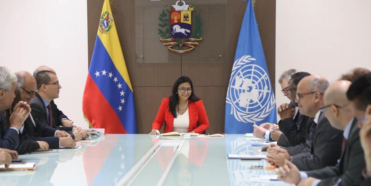 Gobierno de Venezuela y sistema de las Naciones Unidas acuerdan ampliar mecanismos de cooperación