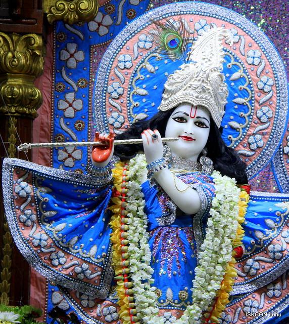 ISKCON Juhu Mangal Deity Darshan on 14th June 2019