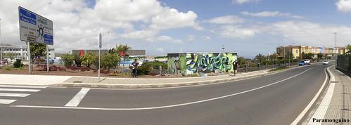 Tenerife Street Art /Graffiti