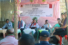 Inauguration of the first PPP-model GIFT hatchery in Timor-Leste. Photo by Natalina Manuela Pires
