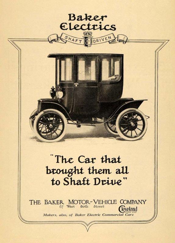 1912 Baker