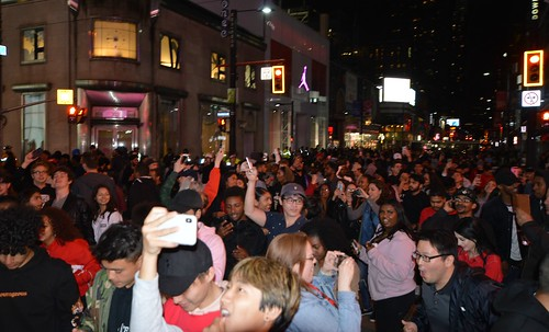 VICTORY !! EUPHORIA !! .... Raptors Rule !! .... Bring First Ever NBA Championship To Toronto !! | by Greg's Southern Ontario (catching Up Slowly)
