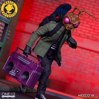 MEZCO ONE:12 COLLECTIVE 系列【Gomez - 街頭版本】Gomez - Street Edition 2019 Summer Exclusive