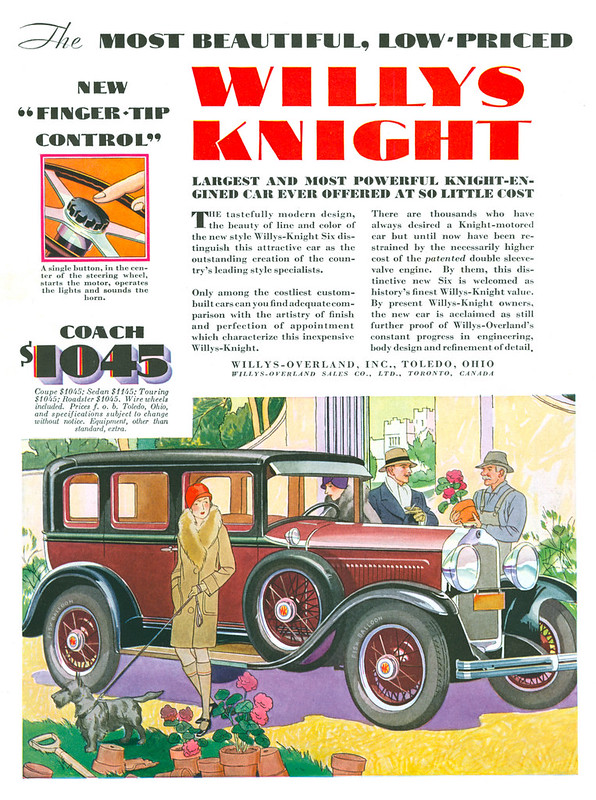1929 Willys-Knight Six