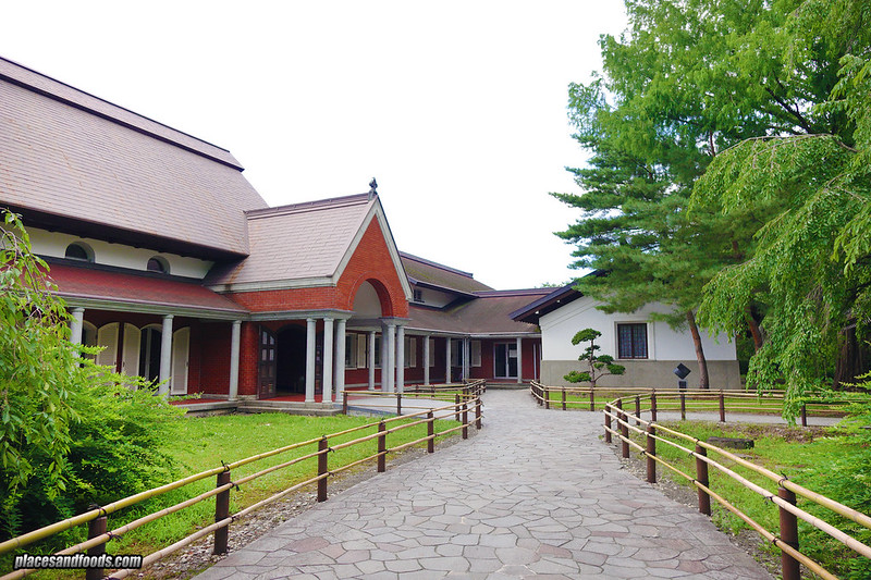 samurai street denshokan museum