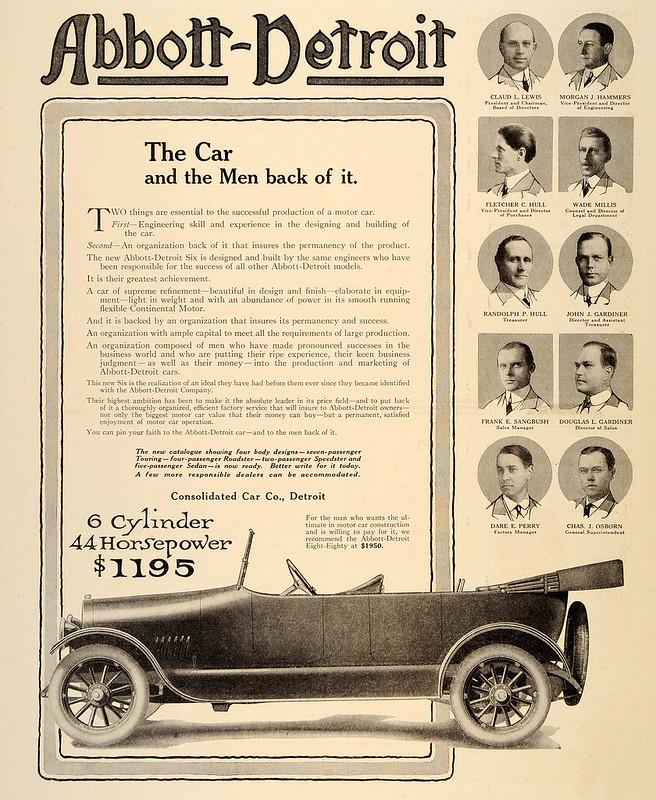 1915 Abbott-Detroit
