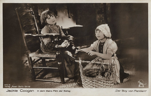 Jackie Coogan in A Boy of Flanders (1924)