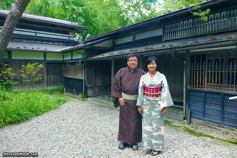 samurai street house couple