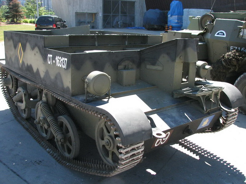 Universal Carrier Mk.I 3inch Mortar Carrier 00004