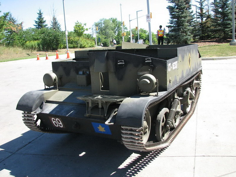 Universal Carrier Mk.I 3inch Mortar Carrier 00002