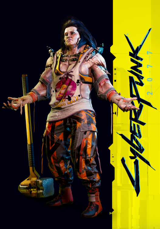사이버 펑크 2077 - Trans