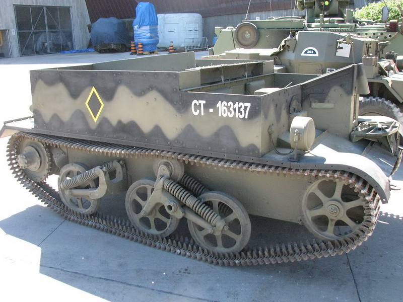 Universal Carrier Mk.I 3inch Mortar Carrier 00005