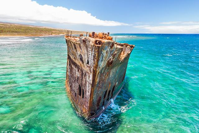 Rusty Wreckage!