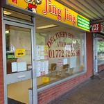 Jing Jing Chinese takeaway open again after several years