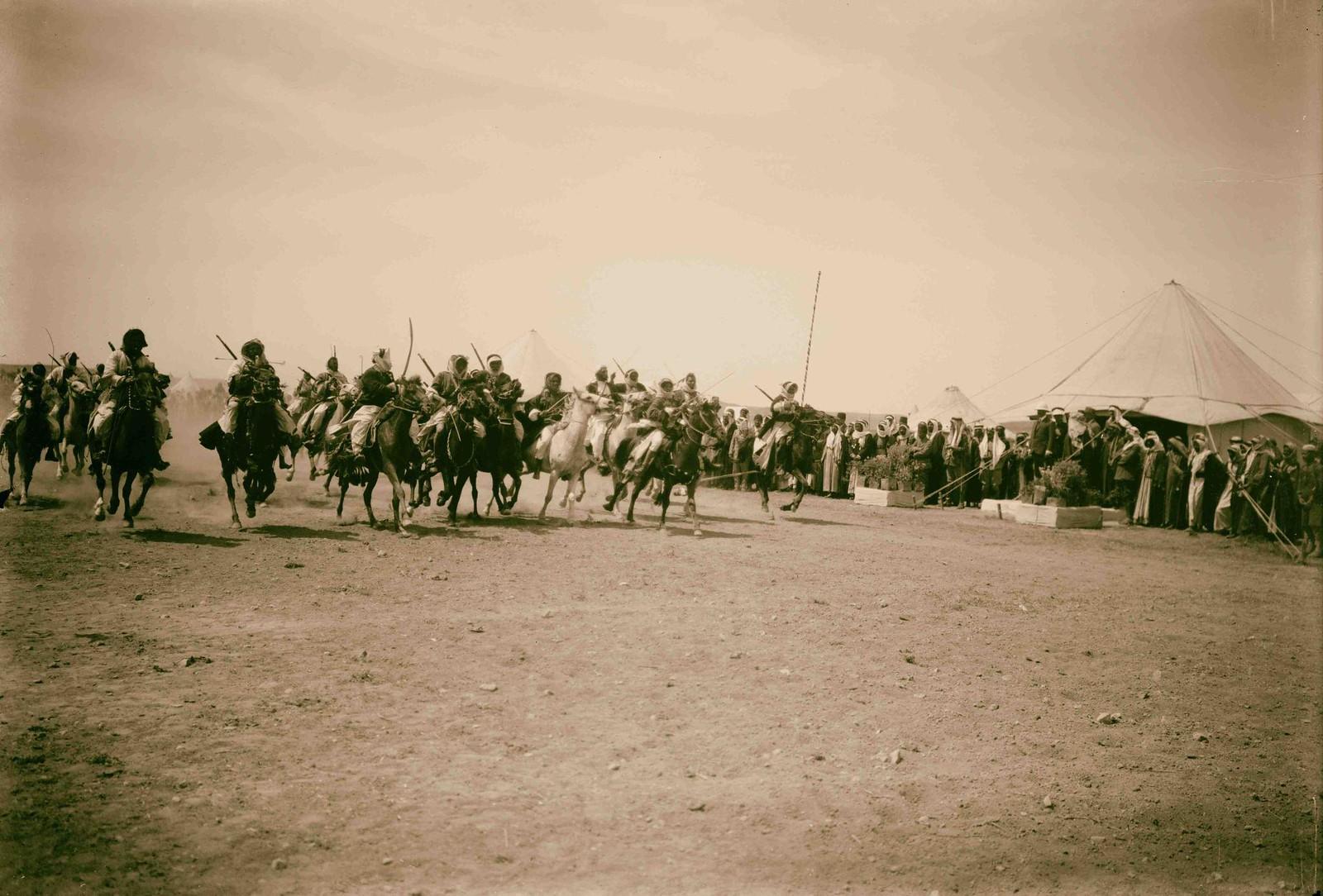 19. Бедуинские гонки