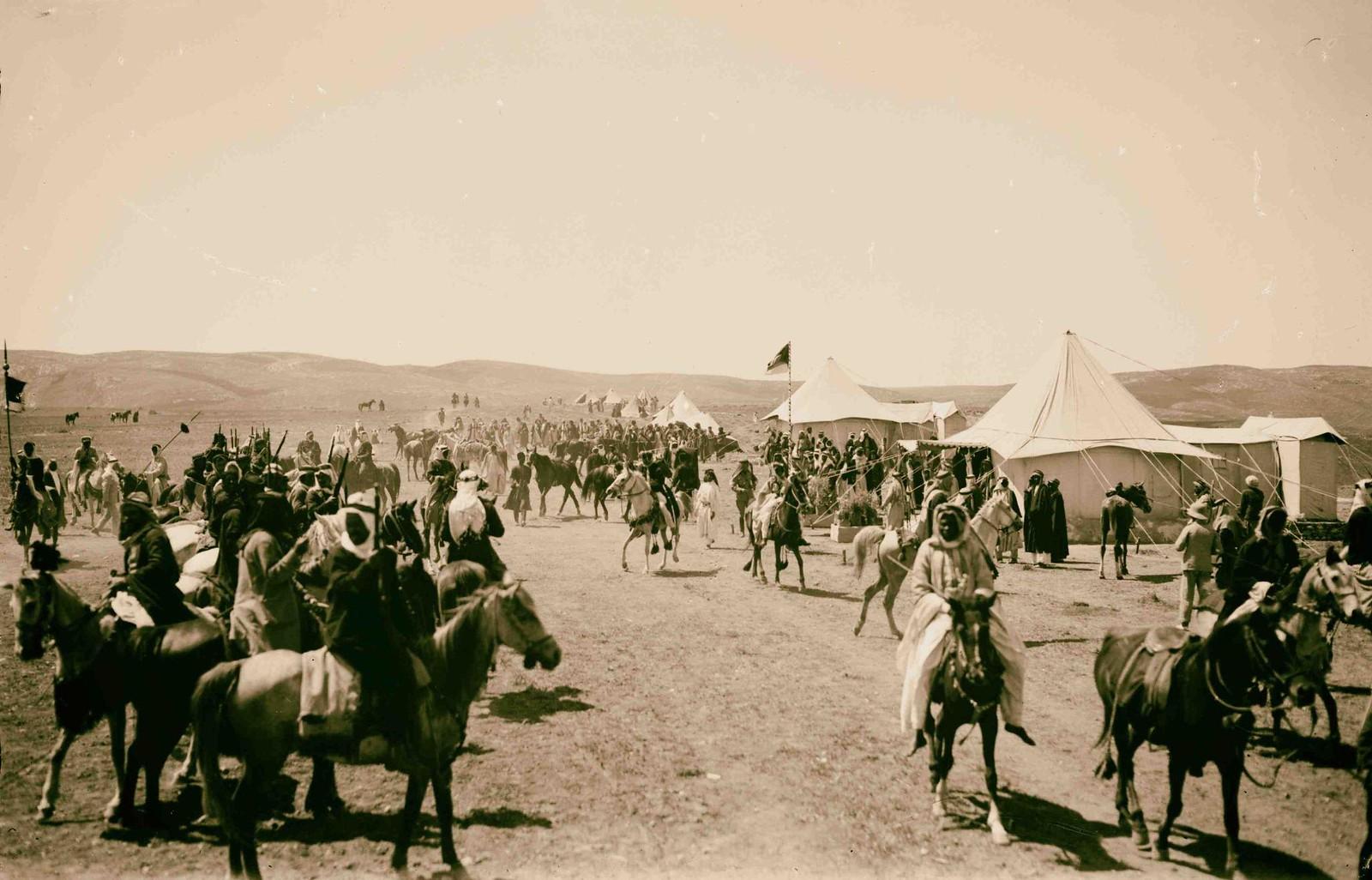 02. Лагерь эмира Абдаллы