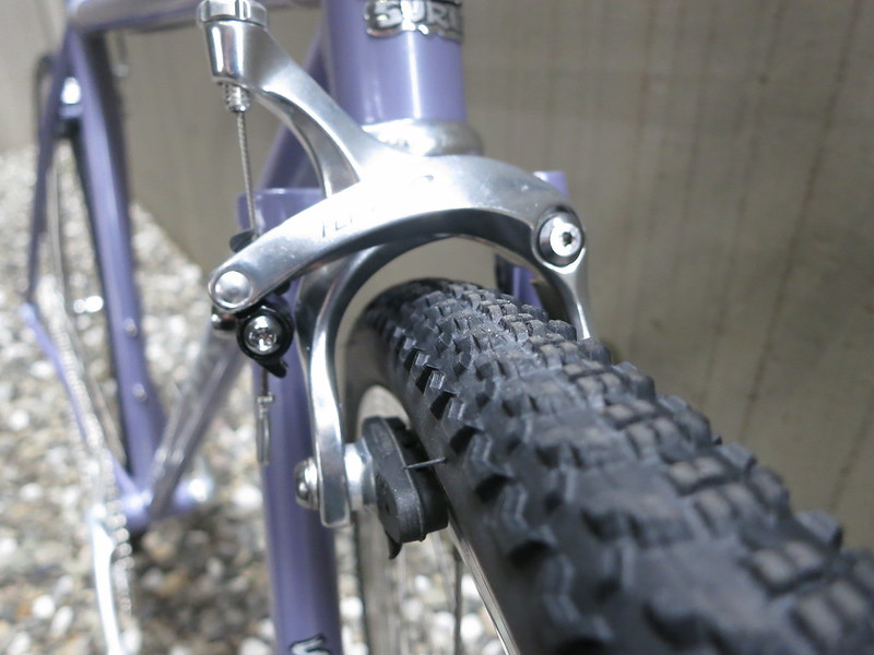 SURLY Steamroller Lilac Comp Tire