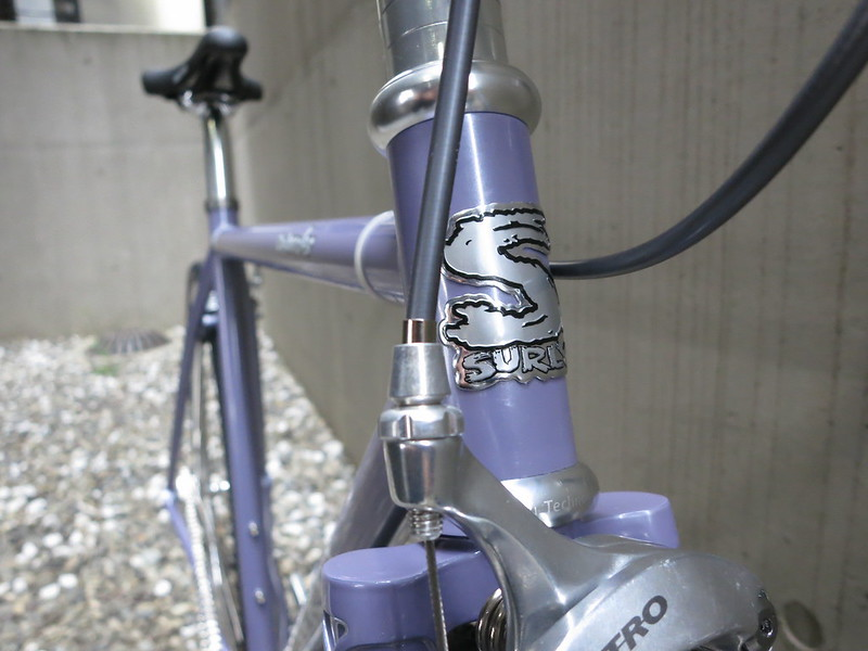 SURLY Steamroller Lilac Comp Hed
