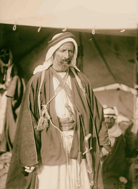 09. Уди Абу-Тай, знаменитый бедуинский шейх