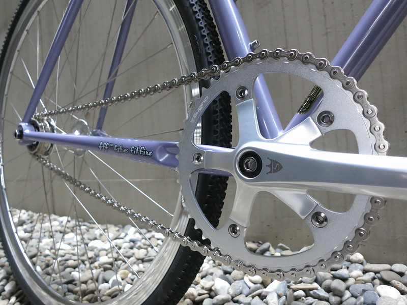 SURLY Steamroller Lilac Comp Crank