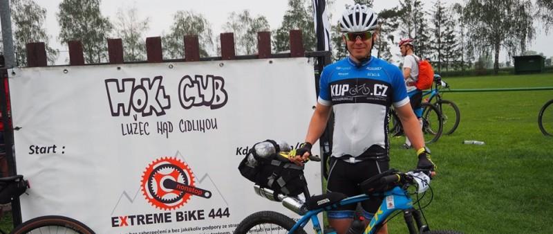 Pořadatel Saar Challenge vyhrál cyklistický Extrém bike 444