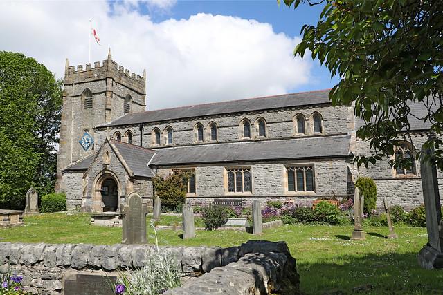 St Mary the Virgin Church, Ingleton