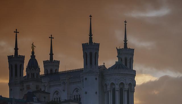 Notre-Dame de Fourvière - Lyon