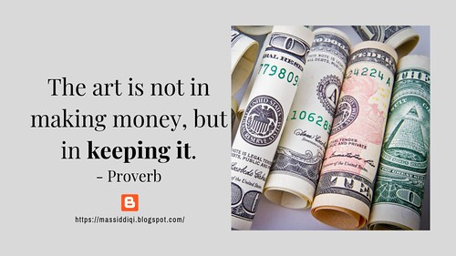 Inspirational Quotes about Saving Money