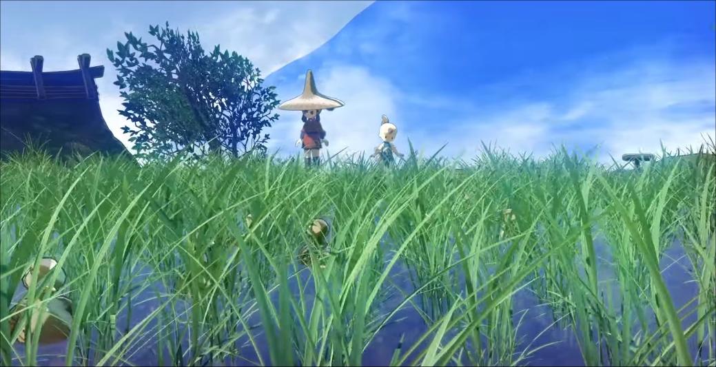 Sakuna od riže i kiše - Marsh