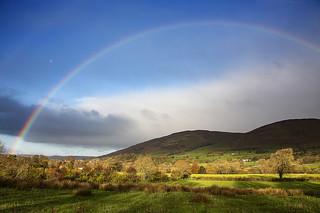 Rainbow Yorkshire Dales