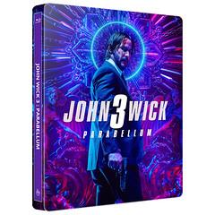 John wick 3 parabellum – steelbook édition limitée