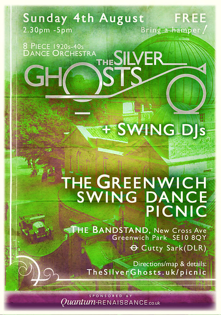Greenwich Park Swing Picnic