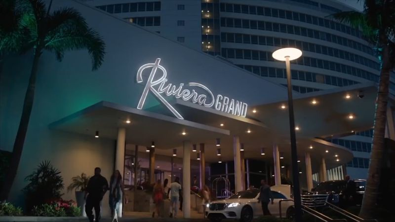 Where is Riviera Grand Hotel