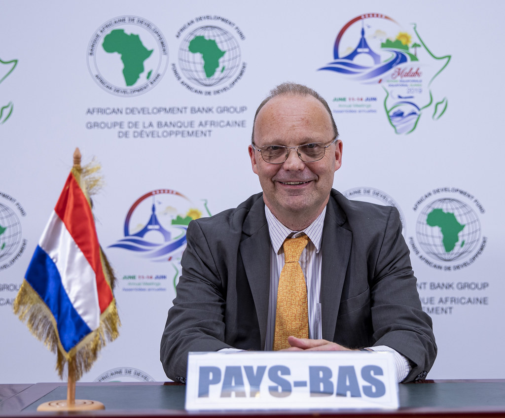 Malabo AfDB Annual Meetings Day 3 - Jan Willem van den Wall Bake, Head of Division for International Financial Institutions, Netherlands