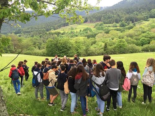 Sortie et Atelier Echange franco-Espagnol 2019