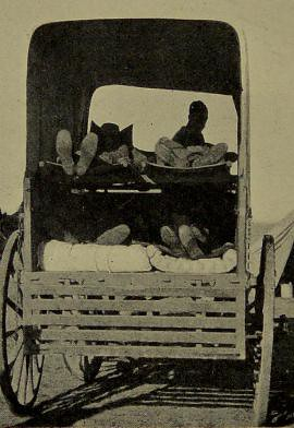 This image is taken from Page 62 of A civilian war hospital : Being an account of the work of the Po