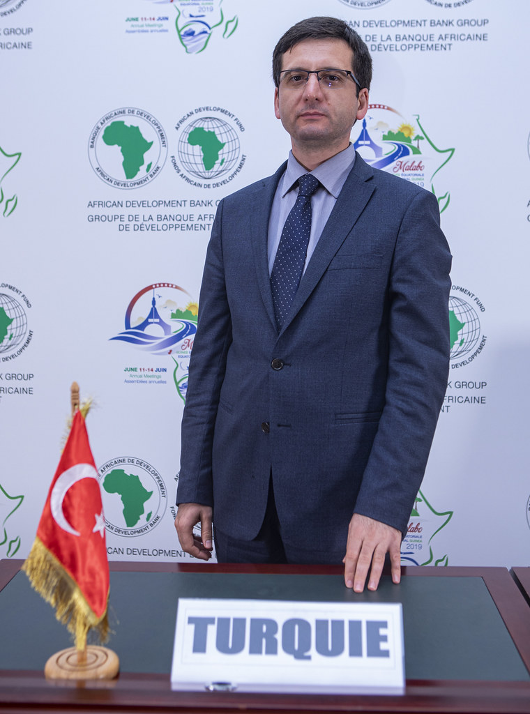 Malabo AfDB Annual Meetings Day 3 - Osman S. Gundogdu, Treasury and Finance Expert, Turkey