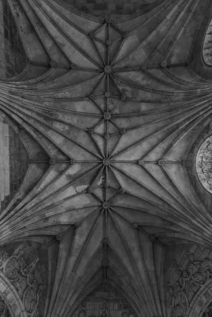 géométrie de plafond