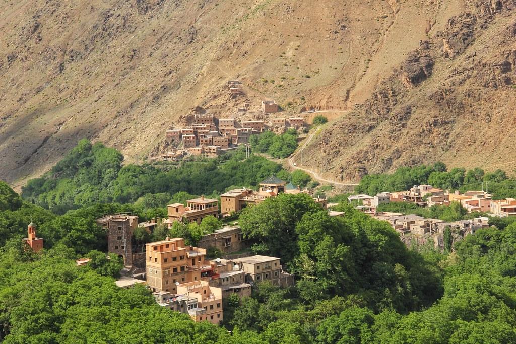Imlil, Morocco