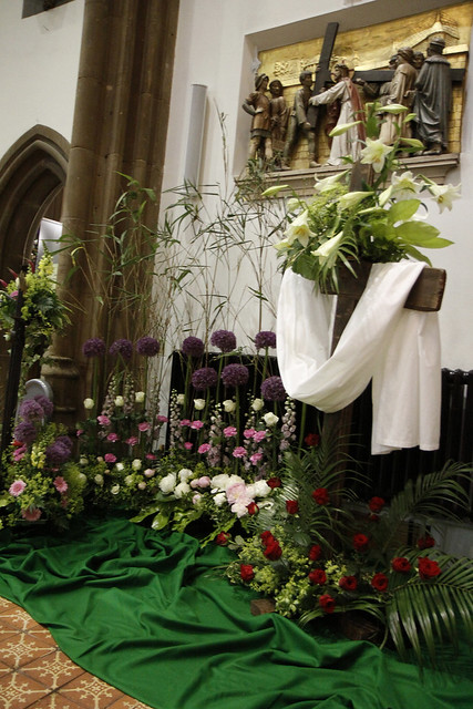 Cathedral Flower Festival 2019