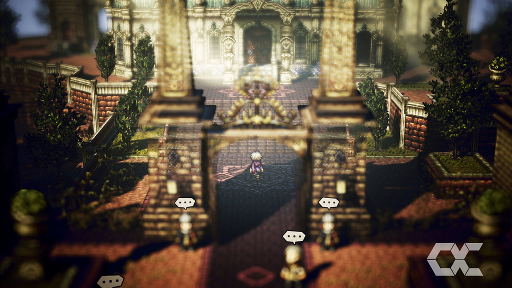 Octopath Travever - Overcluster 06
