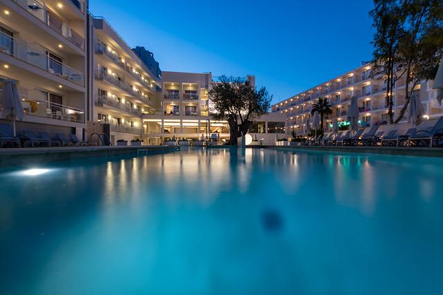 Mallorca - Hotelpool - 0756
