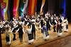 Tanzvorführungen der Trachtengruppe der Banater Schwaben Karlsruhe unter der Leitung von Heidi Müller