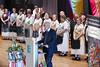Ansprache des Neureuter Ortsvorstehers Achim Weinbrecht