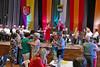 Tanzunterhaltung mit der Blaskapelle und den Solisten Melitta und Dietmar Giel