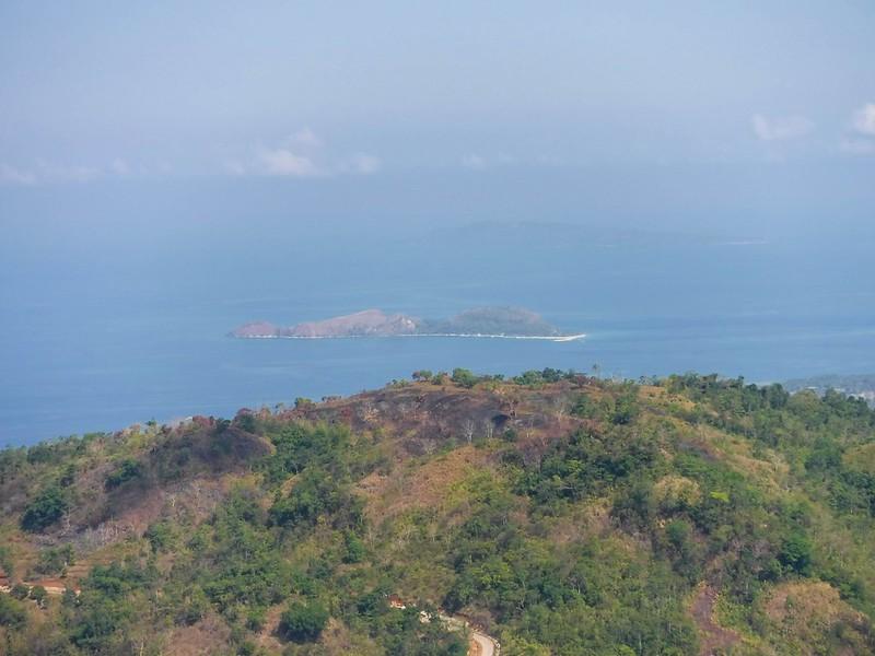 Mararison Island from afar