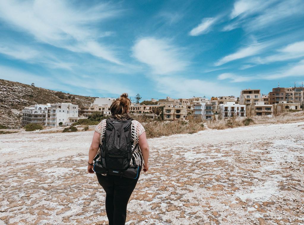 gozo hiking
